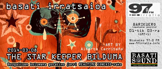 Basati Irratsaioa: The  Star  Keeper  Bilduma