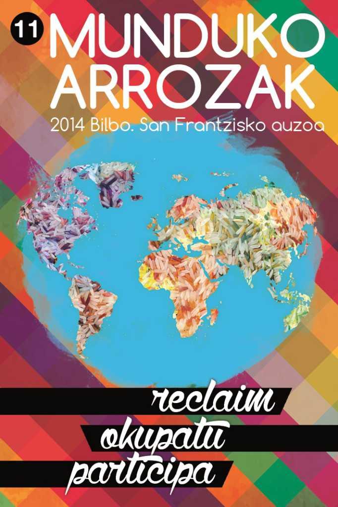 Suelta la olla: Este  sábado  se  celebra  una  nueva  edición  de  Arroces  del  Mundo