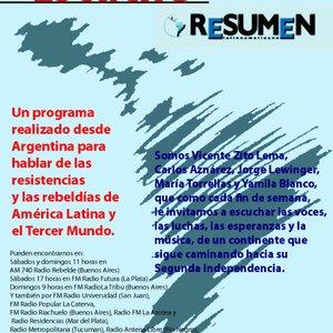 Resumen Latinoamericano: Escucha  el  programa  internacionalista  Resumen  Latinoamericano  de  esta  semana
