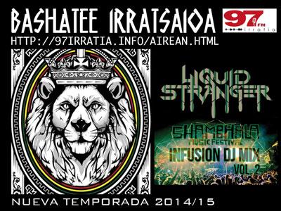 Basati Irratsaioa: Nueva  temporada  2014/15