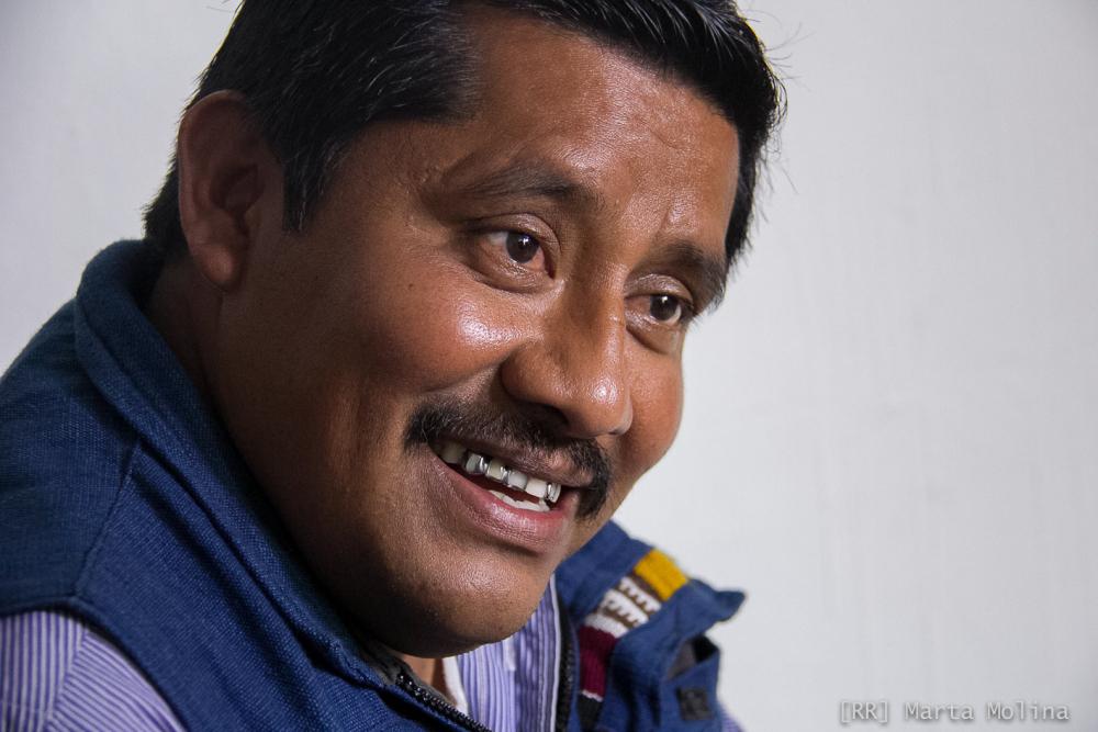 """Mar de Fueguitos: Alberto Pathistán, maestro y activista: """"En México es muy fácil pasar en la cárcel 20 años y ser inocente"""""""