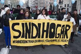 Mar de Fueguitos: Sindihogar,  las  trabajadoras  del  hogar  y  del  cuidado  se  organizan  para  defender  sus  derechos