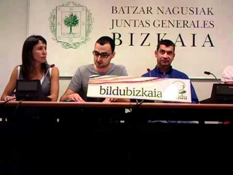 97FM irratia: Entrevista  a  Asier  Vega,  de  las  JJGG  de  Bizkaia  por  EHBildu