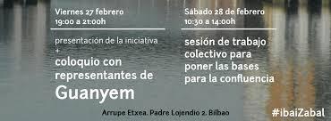 97FM irratia: Entrevista a Ricardo Antón, portavoz de #ibaiZabalbilbao