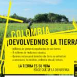 Mar de Fueguitos: La  lucha  campesina  en  Colombia  para  recuperar  las  tierras  robadas  por  paramilitares  y  empresarios