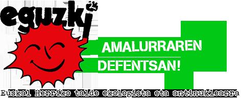 97FM irratia: Entrevista al colectivo ecologista EGUZKI sobre el tratamiento de las basuras en Bizkaia