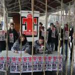 Mar de Fueguitos: Las  leyes  mordaza,  una  nueva  vuelta  más  a  la  criminalización  social