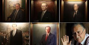 97FM irratia: La simbología franquista desaparecerá de Bilbao pero los retratos de los alcaldes de  la dictadura seguirán en el Ayuntamiento