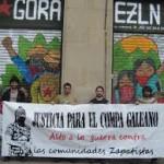 Mar de Fueguitos: La Plataforma Vasca de Solidaridad con Chiapas cumple 20 años de lucha y alegre rebeldía