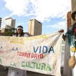 Mar de Fueguitos: Los pueblos indígenas de Colombia apuestan a otra visión del mundo frente a su exterminio y asimilación