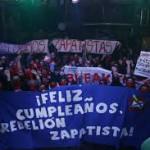 Mar de Fueguitos: El Ejército Zapatista de Liberación Nacional cumple 32 años de lucha y rebeldía