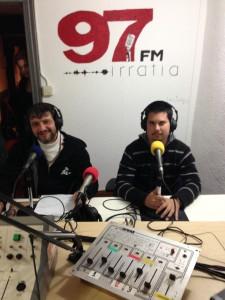 Radio Barrio: Programa  de  diciembre  2015