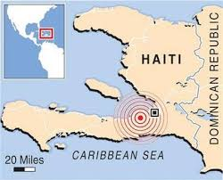 Mar de Fueguitos: Haití, cuando las vidas tiemblan