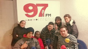 Radio Barrio: Programa  de  enero  2016