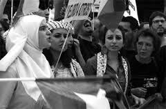 Mar de Fueguitos: La  historia  del  movimiento  de  mujeres  en  Palestina