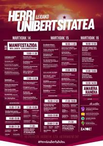Lur eta Murmur: Herri  Unibertsitatea:  un  nuevo  modelo  de  educación  del  pueblo  para  el  pueblo