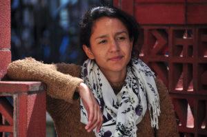 Lur eta Murmur: Justizia  eta  elkartasuna  Bertha  Isabel  Zúñiga  Cáceresekin