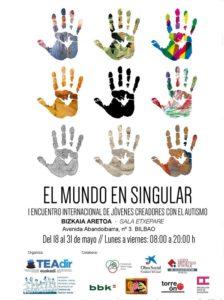 """Mar de Fueguitos: El  autismo  y  el  arte  se  comunican  con  la  exposición  """"El  mundo  en  singular"""""""