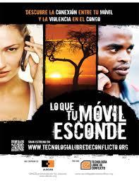 Mar de Fueguitos: Tecnología libre de conflicto para combatir la violación de mujeres en el Congo