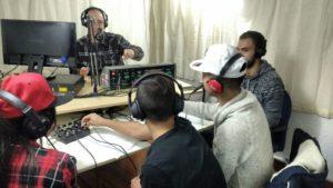 Mar de Fueguitos: Travesías  y  sueños  de  Zubaida,  Yusef  y  Hafid,  inmigrantes  menores  no  acompañados  que  viven  en  Euskadi