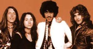 Arañas de Marte: Thin  Lizzy  en  Arañas  de  Marte-primera  parte