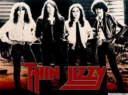 Arañas de Marte: Segunda  parte  de  Thin  Lizzy  en  Arañas  de  Marte