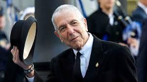 Arañas de Marte: Leonard  Cohen  en  Arañas  de  Marte-segunda  parte