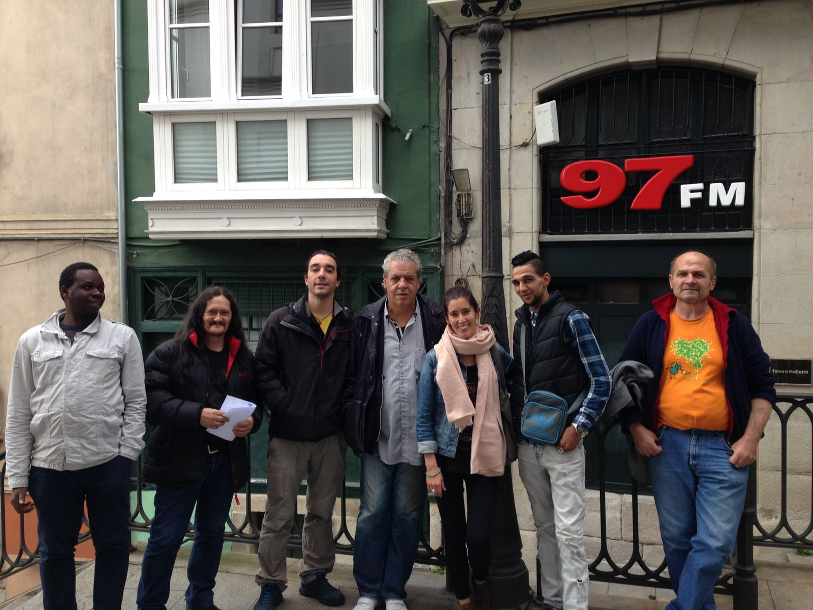Radio Barrio: Programa  de  enero  2017
