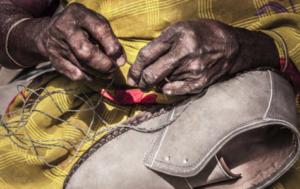 Mar de Fueguitos: La  vida  tras  los  zapatos,  un  mundo  a  tus  pies
