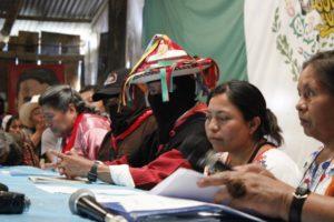 Mar de Fueguitos: Zapatistas, Congreso Nacional Indígena y conCiencias por la humanidad