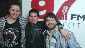 Radio Barrio: Programa  Febrero