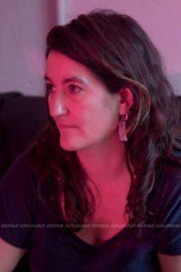 Las Feútxas: La  artista  multidisciplinar  Iratze  Suberri  Karmén  nos  ha  acompañado