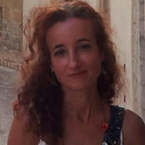 Las Feútxas: Cristina  García  de  Andoín  de  Ongi  Etorri  Errefuxiatuak