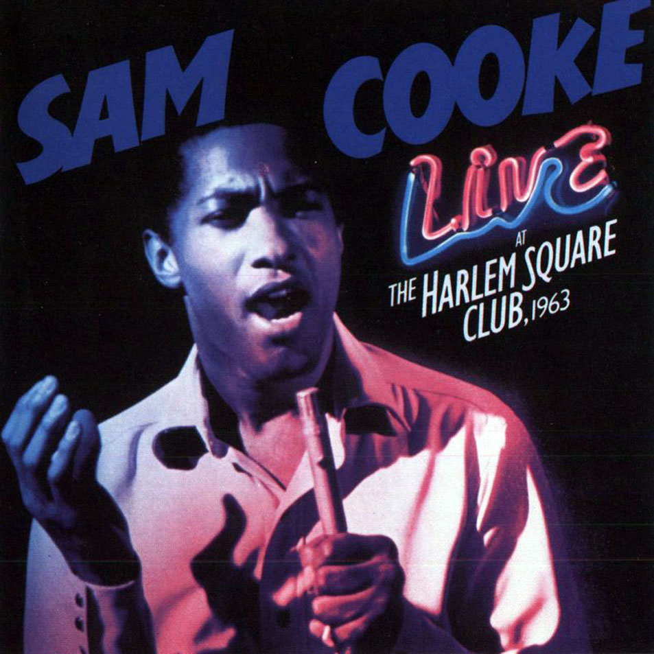 Musical Express: SAM COOKE, LIVE 1963