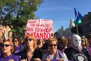 Mar de Fueguitos: El feminicidio en Euskadi y Navarra