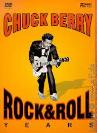 Arañas de Marte: No  lo  llame  rock  and  roll,  llámelo  Chuck  Berry