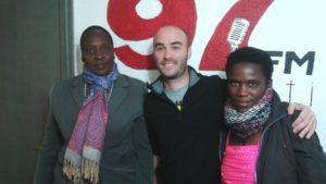 Mar de Fueguitos: Derechos mujeres campesinas en Burundi