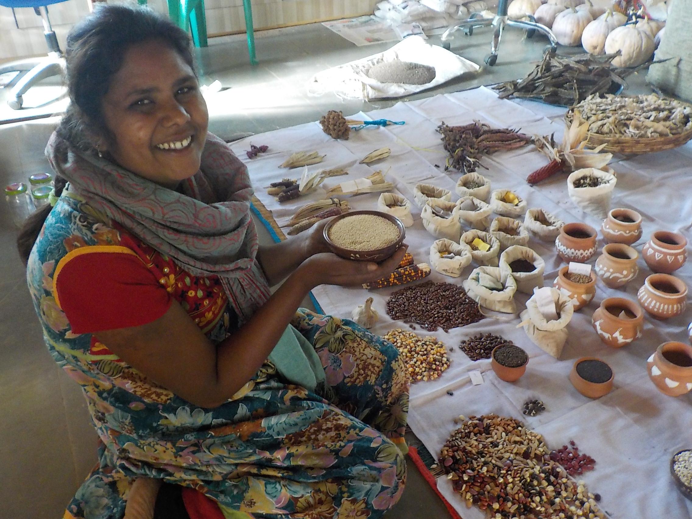 Lur eta Murmur: El movimiento campesino en India