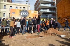 Mar de Fueguitos: La  Borda,  cooperativa  de  vivienda  en  suelo  público
