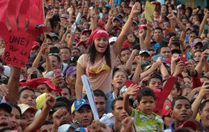 Cubainformación: Venezuela  resiste  nuevo  golpe  fascista  de  color  y  más  temas  (programa  461)