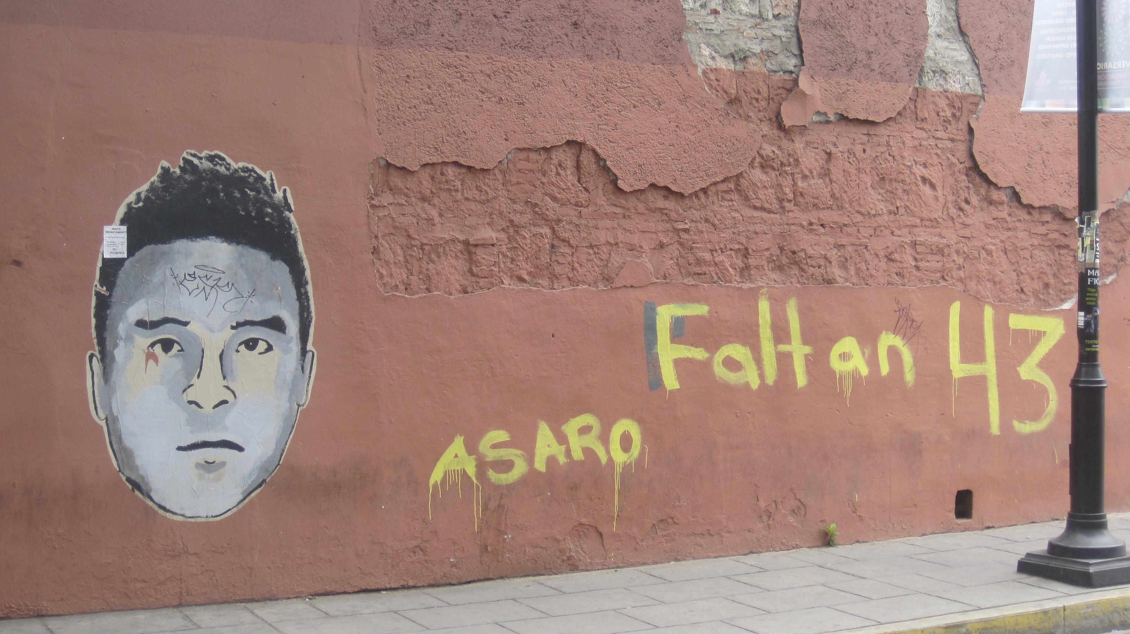 La Memoria: México, terror, impunidad y ganancia