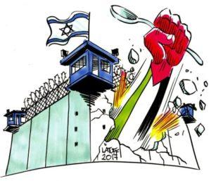 Mar de Fueguitos: Presos palestinos en huelga de hambre por la dignidad