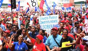 Cubainformación: Venezuela bajo asedio: Democracia constituyente más Ley frente al terror igual a Derrota de la oposición fascista y más temas (programa 466)