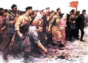 La Memoria: Memoria anarquista de la Revolución Rusa