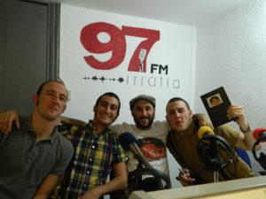 Sin acritud: Jamaica en Bilbao: Pantx records