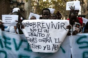 Suelta la olla: Sindicato de venta ambulante