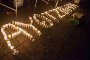Mar de Fueguitos: la  herida  colectiva  de  Ayotzinapa  sigue  abierta