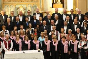 """Las Feútxas: Inicio de temporada de Las Feutxas con el """"Coro Rossini"""""""