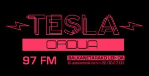 Tesla ordua: Tesla  Ordua,  43  irratsaioa