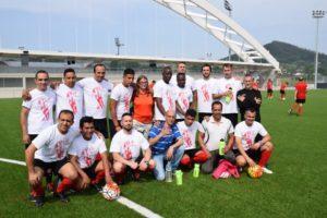 Radio Barrio: Fútbol  contra  la  exclusión  y  más